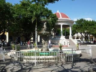 Sightseeing in Granada Nicaragua - Parks and Monuments