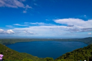 Tourist Attractions in Nicaragua - Apoyo Lagoon